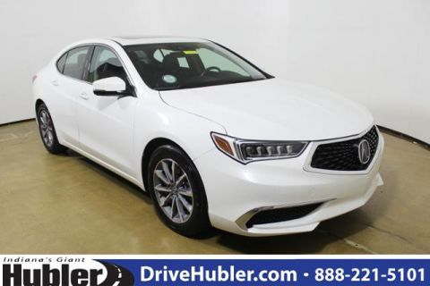 Pre-Owned 2018 Acura TLX 2.4L FWD w/Technology Pkg