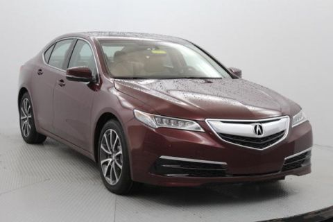New 2016 Acura TLX 4dr Sdn FWD V6