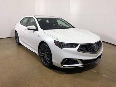 New 2019 Acura TLX FWD V6 A-Spec