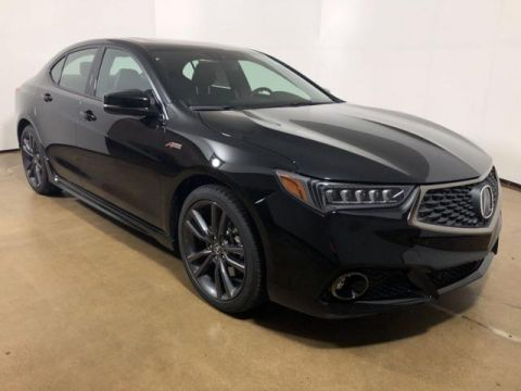 Certified Pre-Owned 2019 Acura TLX 3.5L SH-AWD w/A-Spec Pkg