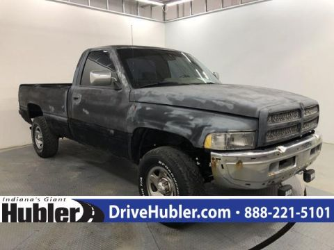 Pre-Owned 1995 Dodge Ram 1500 Reg Cab 135 WB 4WD