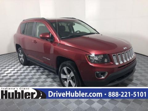 Pre-Owned 2017 Jeep Compass High Altitude FWD *Ltd Avail*