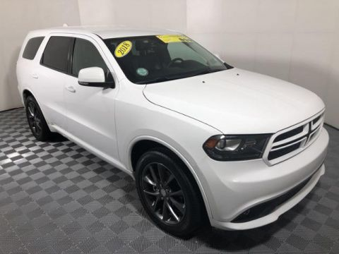 Pre-Owned 2018 Dodge Durango GT RWD