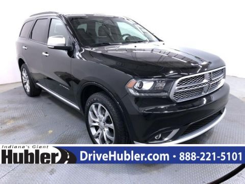 Pre-Owned 2017 Dodge Durango Citadel Anodized Platinum AWD