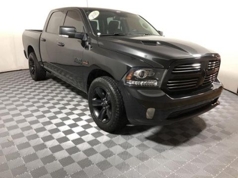Pre-Owned 2016 Ram 1500 4WD Crew Cab 140.5 Sport