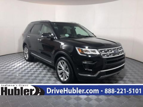 Pre-Owned 2019 Ford Explorer Limited 4WD