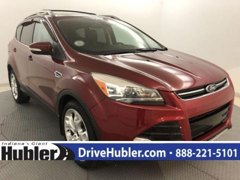 Pre-Owned 2013 Ford Escape FWD 4dr Titanium