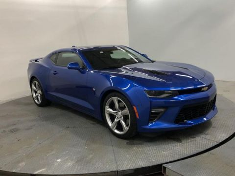 Pre-Owned 2017 Chevrolet Camaro 2dr Cpe 1SS