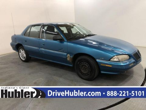 Pre-Owned 1995 Pontiac Grand Am 4dr Sedan SE