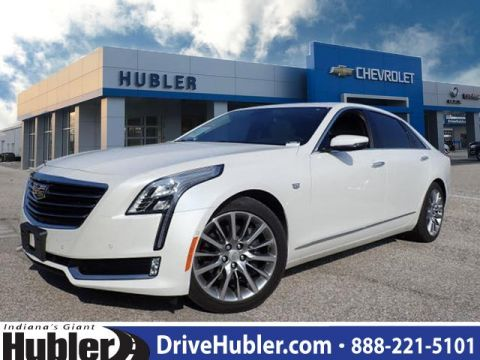 Pre-Owned 2016 Cadillac CT6 4dr Sdn 3.0L Turbo Premium Luxury A