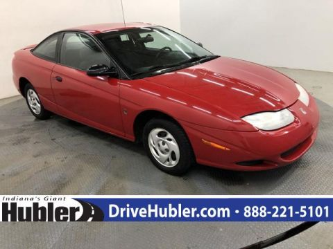 Pre-Owned 2001 Saturn SC 3dr SC1 Auto
