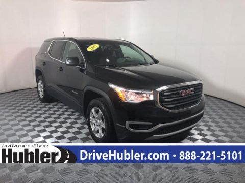 Pre-Owned 2017 GMC Acadia FWD 4dr SLE w/SLE-1