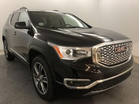 Pre-Owned 2019 GMC Acadia FWD 4dr Denali