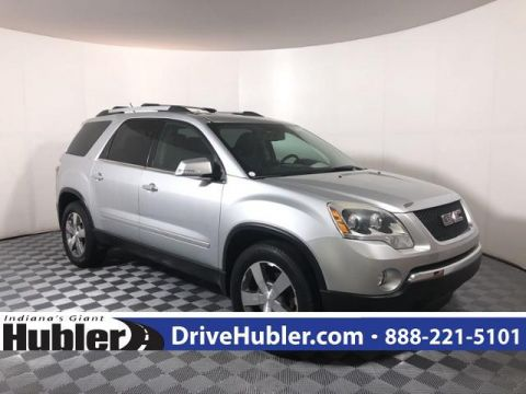 Pre-Owned 2012 GMC Acadia FWD 4dr SLT1