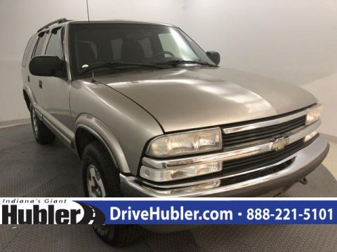 Pre-Owned 1999 Chevrolet Blazer 4dr 4WD