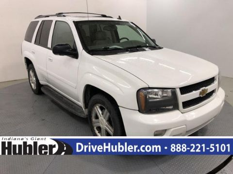 Pre-Owned 2007 Chevrolet TrailBlazer 4WD 4dr LT