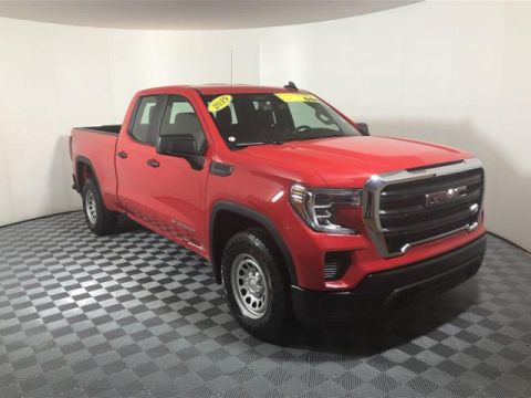 Pre-Owned 2019 GMC Sierra 1500 2WD Double Cab 147