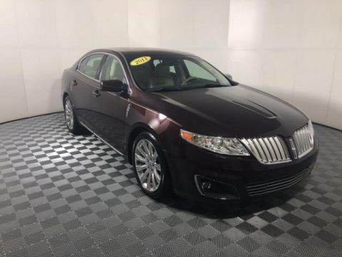 Pre-Owned 2011 Lincoln MKS 4dr Sdn 3.5L AWD w/EcoBoost
