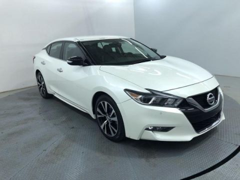 Pre-Owned 2018 Nissan Maxima SV 3.5L