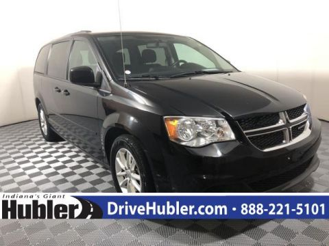 Pre-Owned 2016 Dodge Grand Caravan 4dr Wgn SXT