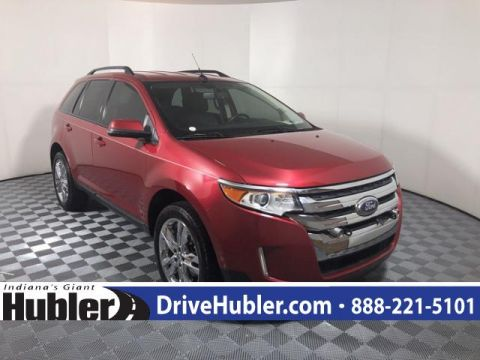 Pre-Owned 2012 Ford Edge 4dr SEL FWD