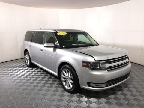Pre-Owned 2018 Ford Flex Limited FWD