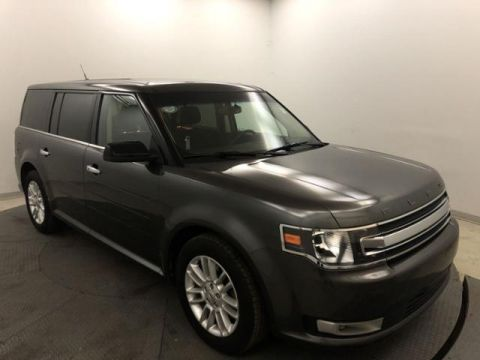Pre-Owned 2017 Ford Flex SEL AWD
