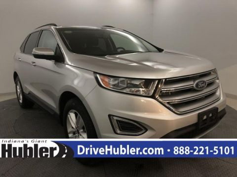 Pre-Owned 2015 Ford Edge 4dr SEL FWD