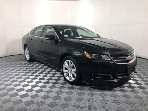Pre-Owned 2018 Chevrolet Impala 4dr Sdn LT w/1LT
