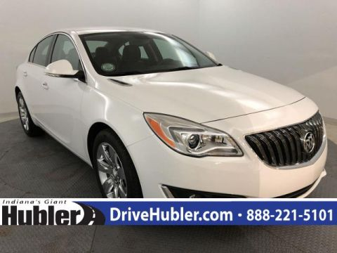 Pre-Owned 2017 Buick Regal 4dr Sdn Premium II AWD