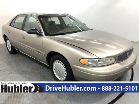 Pre-Owned 1999 Buick Century 4dr Sdn Custom