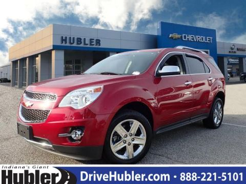 Pre-Owned 2015 Chevrolet Equinox AWD 4dr LTZ