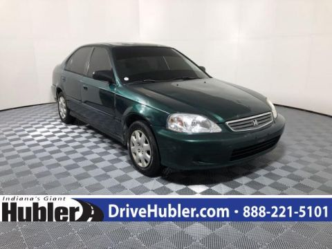 Pre-Owned 2000 Honda Civic 4dr Sdn VP Auto