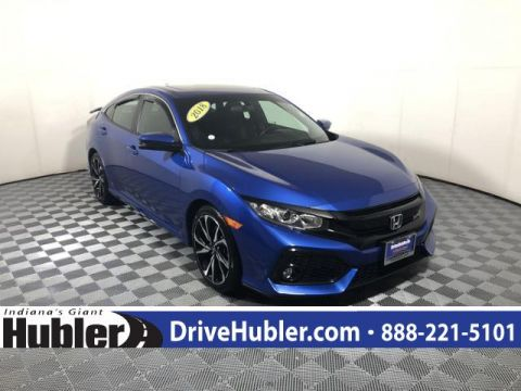 Pre-Owned 2018 Honda Civic Si Manual w/High Performance Tires