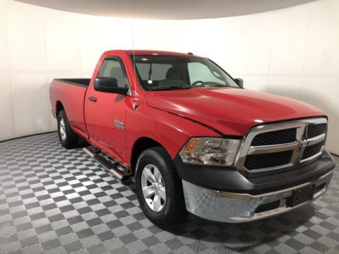 Pre-Owned 2015 Ram 1500 2WD Reg Cab 140.5 Tradesman