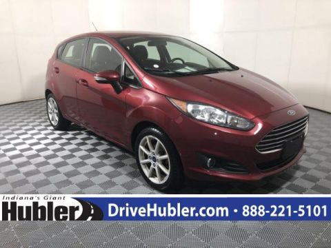 Pre-Owned 2015 Ford Fiesta 5dr HB SE