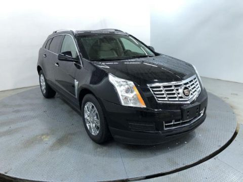 Pre-Owned 2016 Cadillac SRX AWD 4dr Luxury Collection