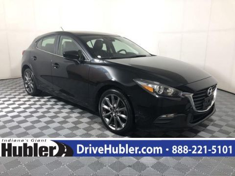 Pre-Owned 2018 Mazda3 5-Door Touring Auto