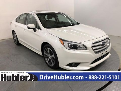 Pre-Owned 2017 Subaru Legacy 2.5i Limited