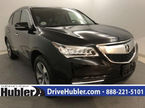 Pre-Owned 2016 Acura MDX FWD 4dr