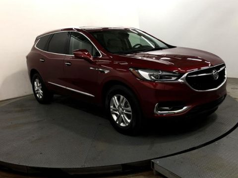 Pre-Owned 2018 Buick Enclave FWD 4dr Premium