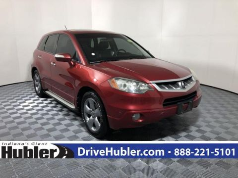 Pre-Owned 2007 Acura RDX AWD 4dr