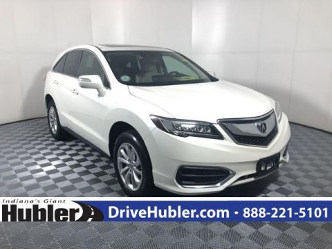 Pre-Owned 2016 Acura RDX AWD 4dr Tech/AcuraWatch Plus Pkg