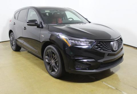 New 2019 Acura RDX SH-AWD A-SPEC With Navigation