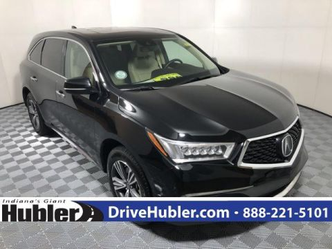 Pre-Owned 2018 Acura MDX SH-AWD
