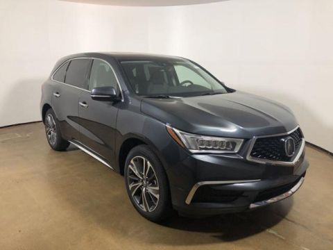 New 2019 Acura MDX SH-AWD with Technology Package