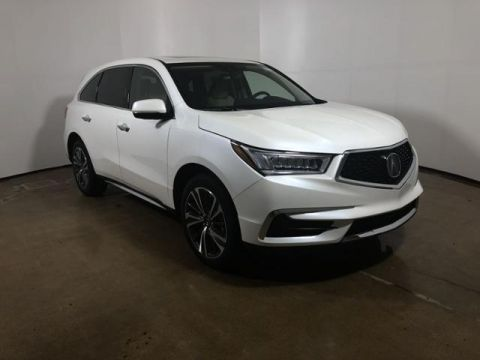 New 2019 Acura MDX AWD TECH 6P ENTERTAINMENT