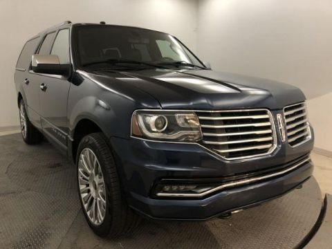 Pre-Owned 2017 Lincoln Navigator L 4x4 Select