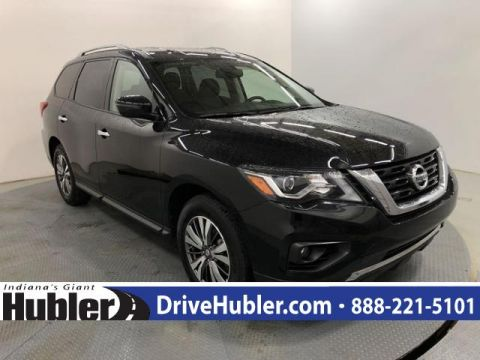 Pre-Owned 2019 Nissan Pathfinder 4x4 SV