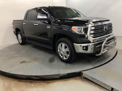 Pre-Owned 2019 Toyota Tundra 4WD 1794 Edition CrewMax 5.5' Bed 5.7L